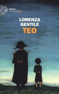 Teo - Lorenza Gentile - copertina