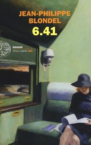 6.41 - Jean-Philippe Blondel - copertina