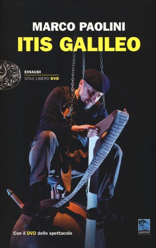 ITIS Galileo. Con DVD - Marco Paolini - copertina