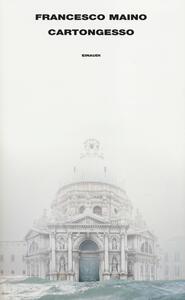 Cartongesso - Francesco Maino - copertina