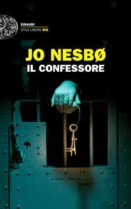 Il confessore - Jo Nesbø - copertina