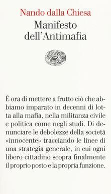 Radiospeed.it Manifesto dell'antimafia Image