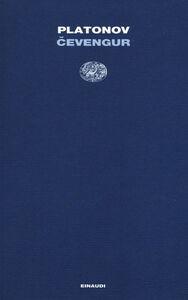 Libro Cevengur Andrej Platonov