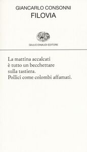 Libro Filovia Giancarlo Consonni