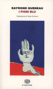 I fiori blu - Raymond Queneau - copertina
