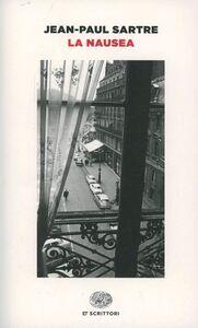Libro La nausea Jean-Paul Sartre