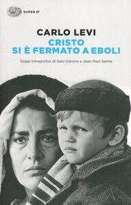 Libro Cristo si è fermato a Eboli Carlo Levi