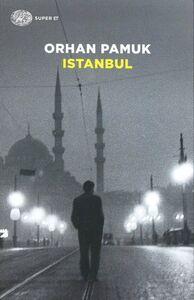 Libro Istanbul Orhan Pamuk