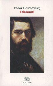 Libro I demoni Fëdor Dostoevskij
