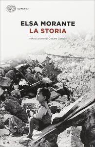 Libro La storia Elsa Morante