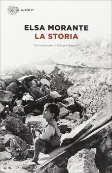La storia - Elsa Morante - copertina