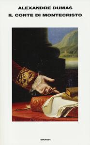 Foto Cover di Il conte di Montecristo, Libro di Alexandre Dumas, edito da Einaudi