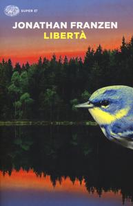 Libro Libertà Jonathan Franzen