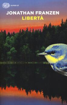 Libertà - Jonathan Franzen - copertina