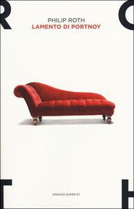 Lamento di Portnoy - Philip Roth - copertina