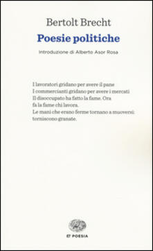Promoartpalermo.it Poesie politiche Image