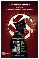 Libro HHhH. Il cervello di Himmler si chiama Heydrich Laurent Binet