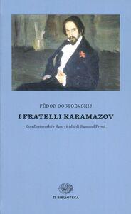 Foto Cover di I fratelli Karamazov, Libro di Fëdor Dostoevskij, edito da Einaudi