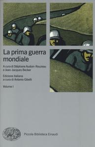 Libro La prima guerra mondiale