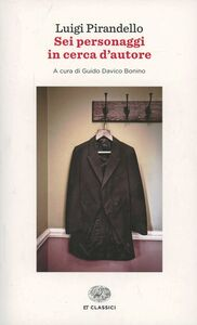 Foto Cover di Sei personaggi in cerca d'autore, Libro di Luigi Pirandello, edito da Einaudi