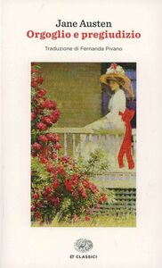 Libro Orgoglio e pregiudizio Jane Austen