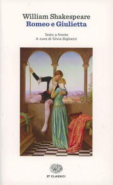 Winniearcher.com Romeo e Giulietta. Testo inglese a fronte Image