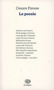 Libro Le poesie Cesare Pavese