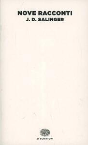 Nove racconti - J. D. Salinger - copertina