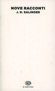 Libro Nove racconti J. D. Salinger