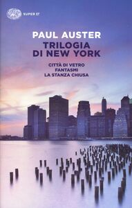 Libro Trilogia di New York Paul Auster