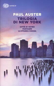 Trilogia di New York - Paul Auster - copertina