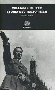 Foto Cover di Storia del Terzo Reich, Libro di William L. Shirer, edito da Einaudi