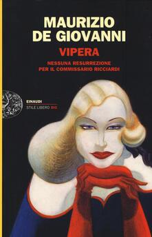 Premioquesti.it Vipera. Nessuna resurrezione per il commissario Ricciardi Image