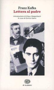 Foto Cover di Lettera al padre, Libro di Franz Kafka, edito da Einaudi