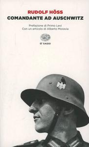 Libro Comandante ad Auschwitz Rudolf Höss