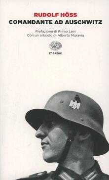 Ilmeglio-delweb.it Comandante ad Auschwitz Image