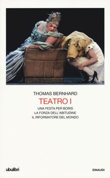 Squillogame.it Teatro. Vol. 1: Una festa per BorisLa forza dell'abitudineIl riformatore del mondo. Image