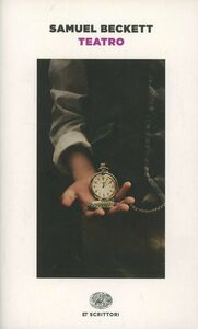 Foto Cover di Teatro, Libro di Samuel Beckett, edito da Einaudi