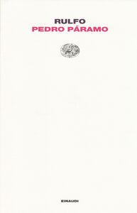 Foto Cover di Pedro Páramo, Libro di Juan Rulfo, edito da Einaudi