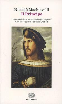 Nicocaradonna.it Il principe Image