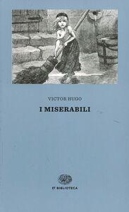 Libro Miserabili Victor Hugo