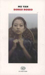 Libro Sorgo rosso Yan Mo