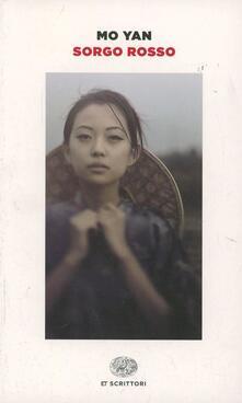 Sorgo rosso - Mo Yan - copertina