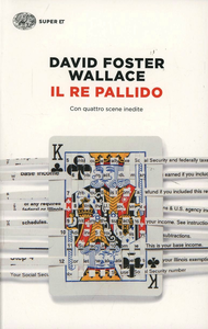 Libro Il re pallido David F. Wallace
