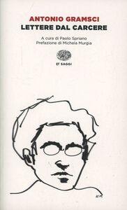 Foto Cover di Lettere dal carcere, Libro di Antonio Gramsci, edito da Einaudi