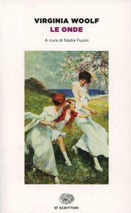 Libro Le onde Virginia Woolf