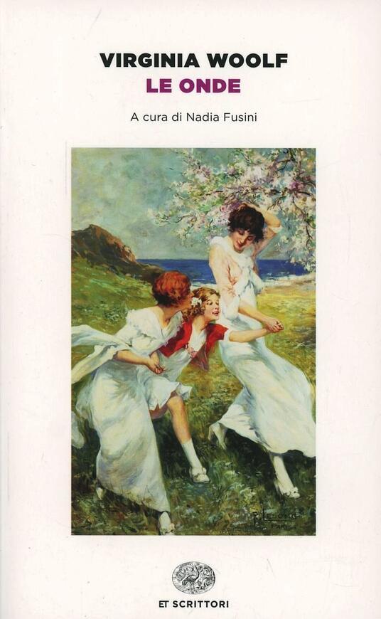 Le onde - Virginia Woolf - copertina