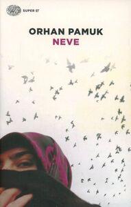 Libro Neve Orhan Pamuk