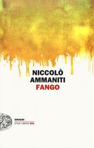 Libro Fango Niccolò Ammaniti