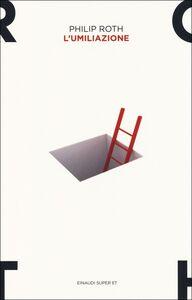 Libro L' umiliazione Philip Roth